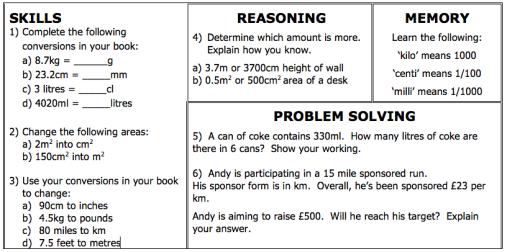 Measures HL
